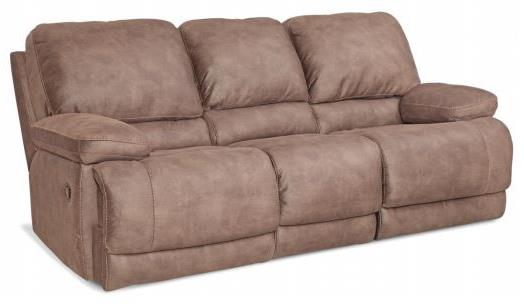 HomeStretch Diversey Slate Power Sofa - Item Number: 147-39-17