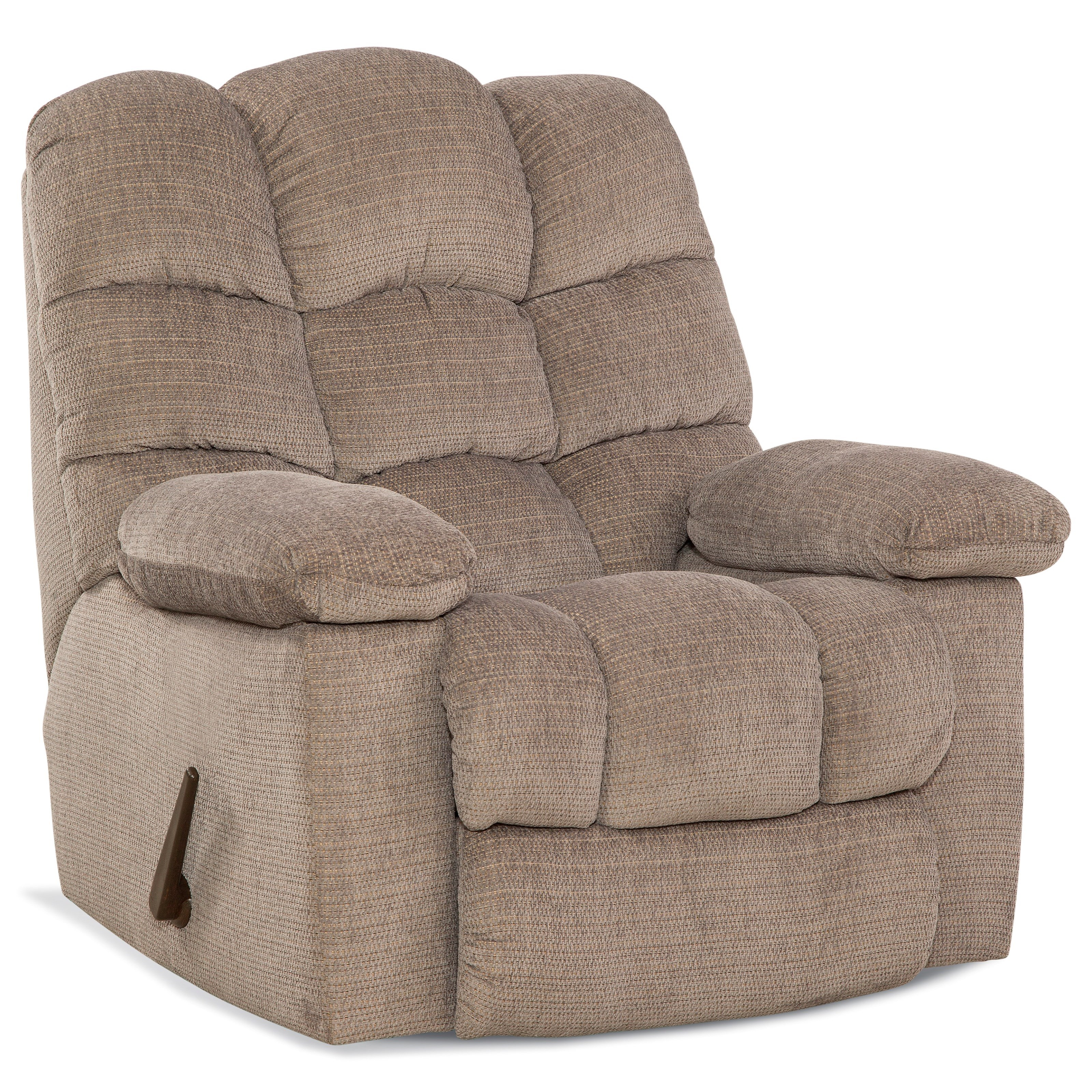 HomeStretch 160 Collection Rocker Recliner - Item Number: 160-91-14