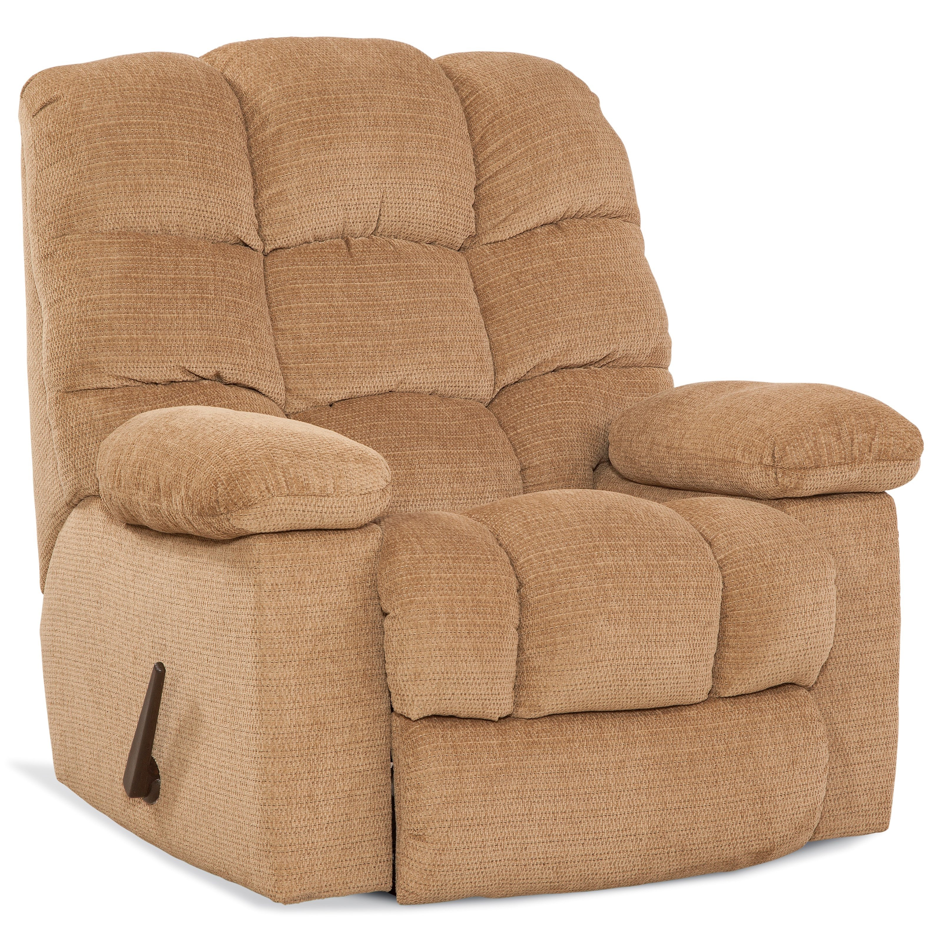 HomeStretch 160 Collection Rocker Recliner - Item Number: 160-91-17