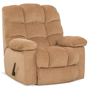 HomeStretch 160 Collection Rocker Recliner
