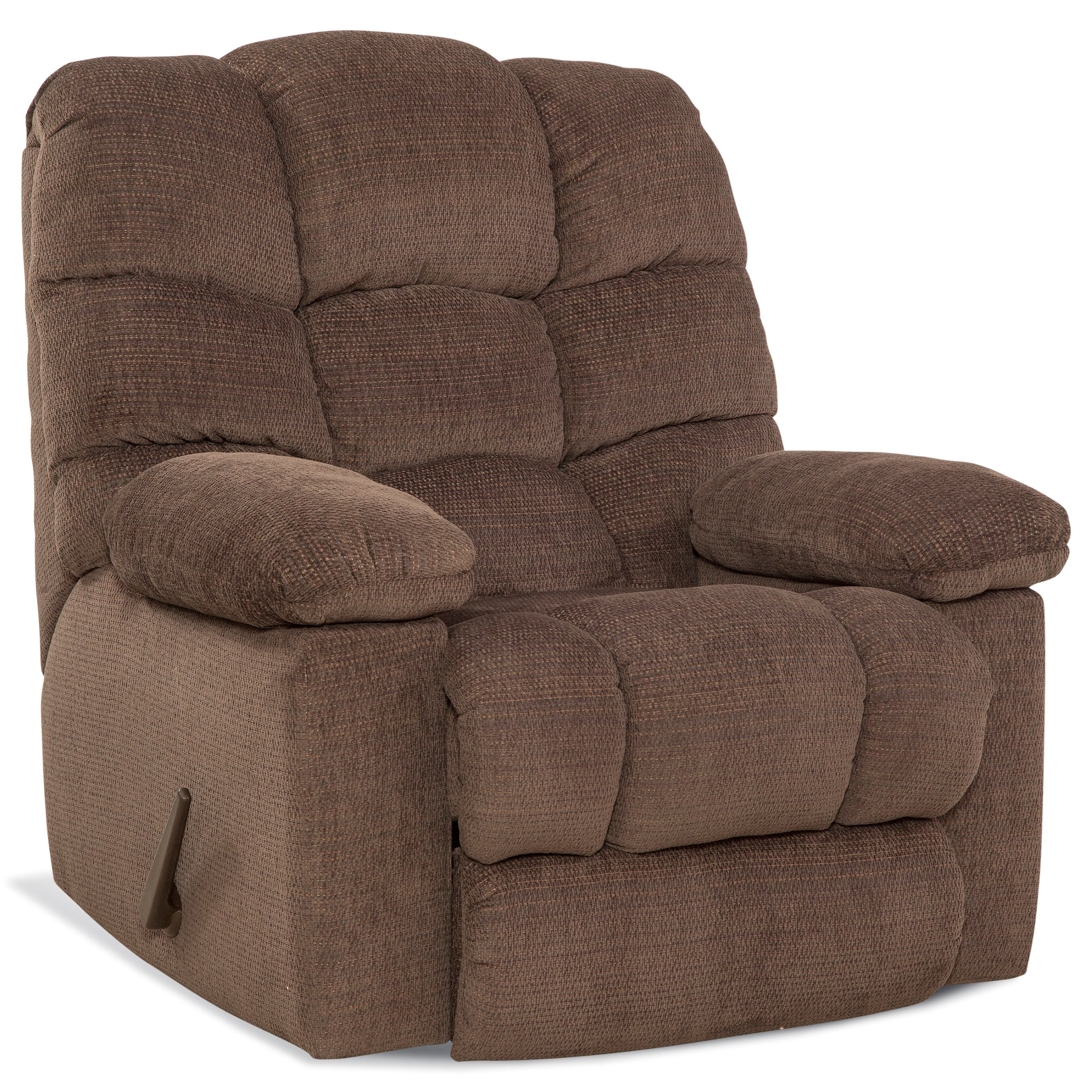 HomeStretch 160 Collection Rocker Recliner - Item Number: 160-91-21