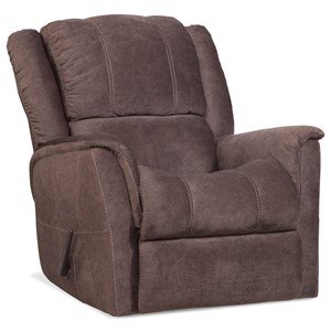 Comfort Living 172 Casual Rocker Recliner