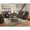 HomeStretch 173 Reclining Sofa
