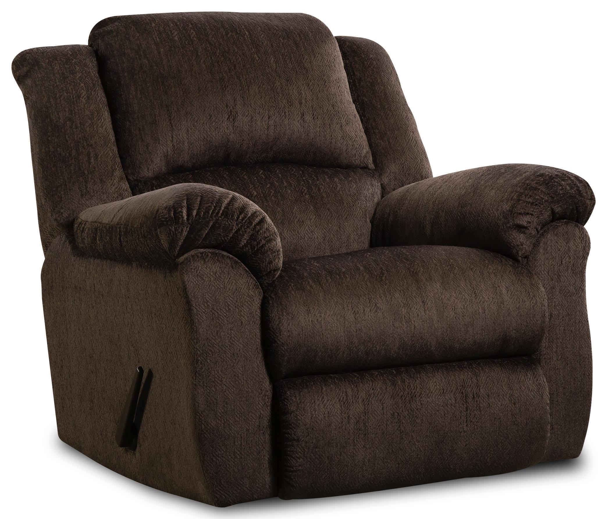 173 Rocker Recliner by HomeStretch at Johnny Janosik