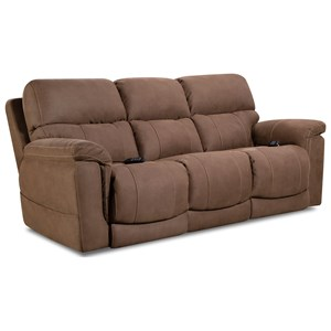 Comfort Living 175 Collection Double Reclining Power Sofa