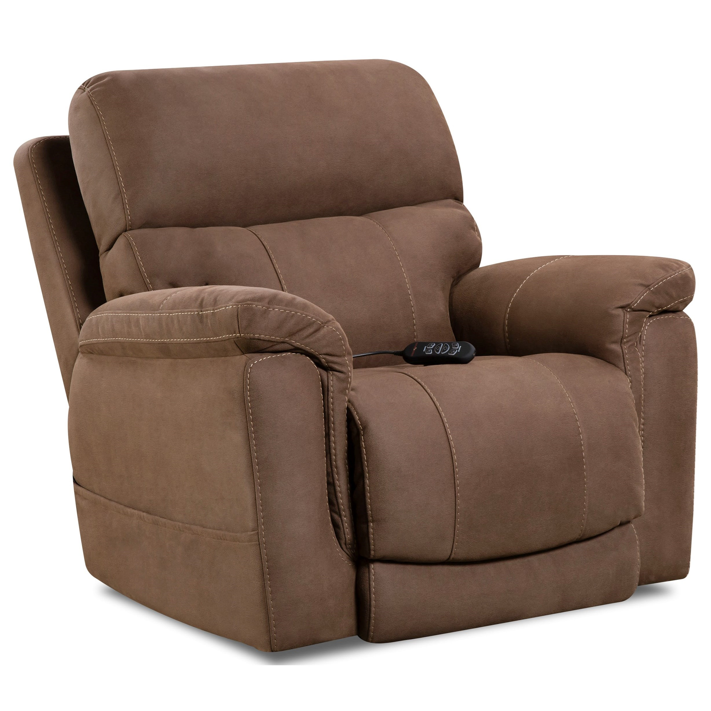 Comfort Living 175 Collection Power Wall-Saver Recliner - Item Number: 175-97-21
