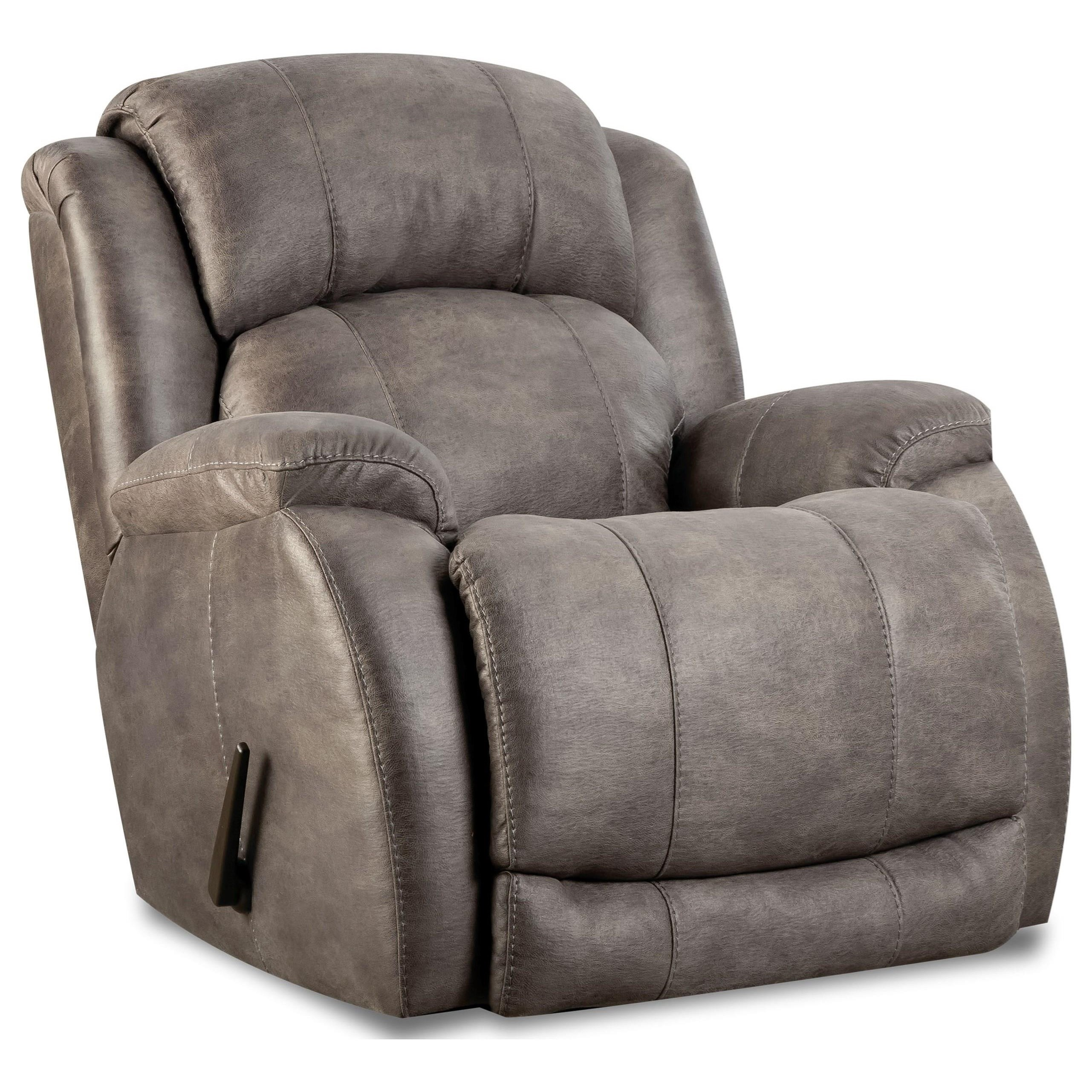 Denali Rocker Recliner by HomeStretch at Story & Lee Furniture