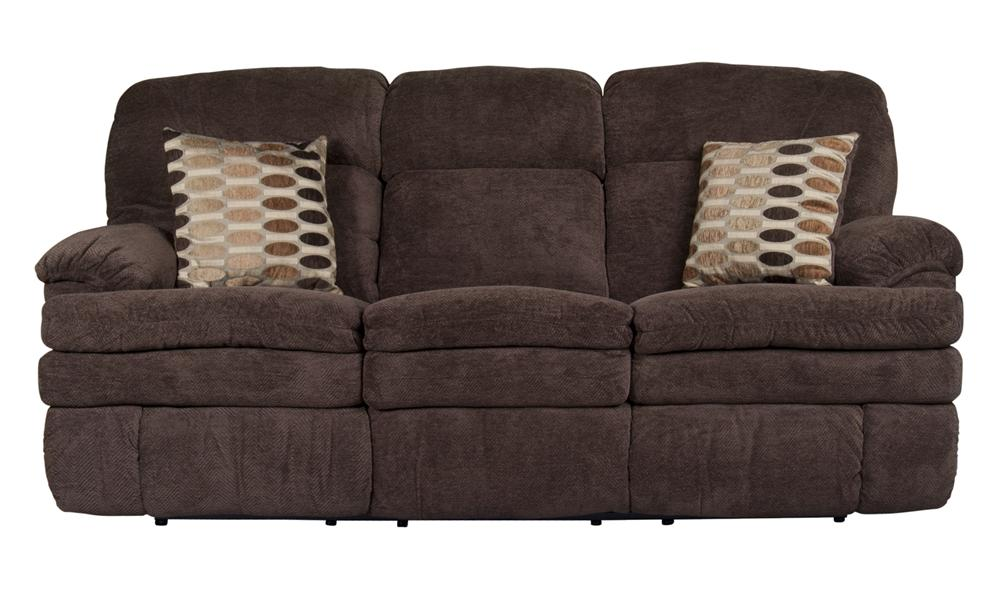 Morris Home Furnishings Trevor Trevor Reclining Sofa - Item Number: 120842655