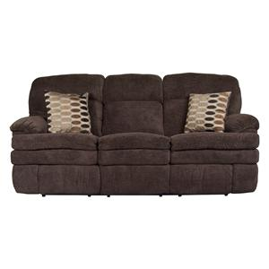 Morris Home Furnishings Trevor Trevor Reclining Sofa