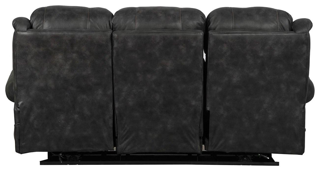 HomeStretch Atlantis Casual Power Reclining Sofa With