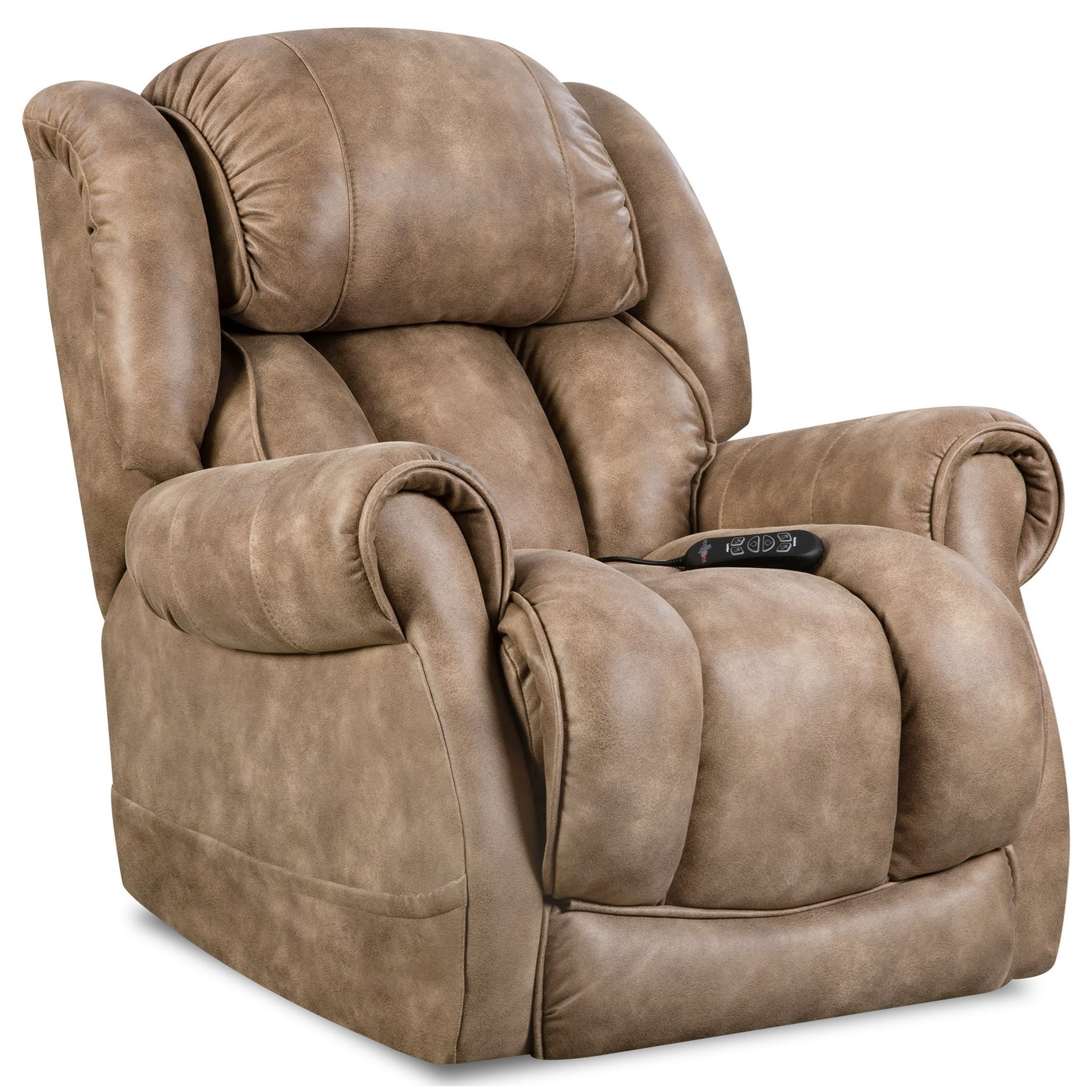 HomeStretch Atlantis Power Recliner - Item Number: 146-97-15
