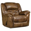 HomeStretch Cheyenne Power Rocker Recliner - Item Number: 155-98-15
