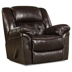 HomeStretch Cheyenne Rocker Recliner