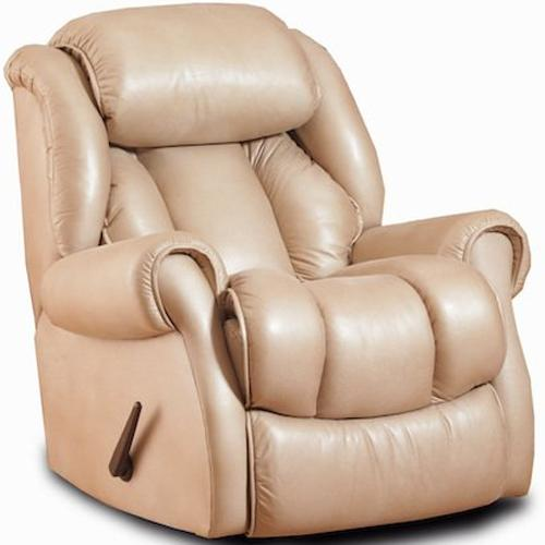 Comfort Living Cody Casual Wall-Saver Power Recliner - Item Number: 101-99-10