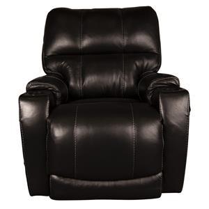 Daly Leather-Match Power Recliner
