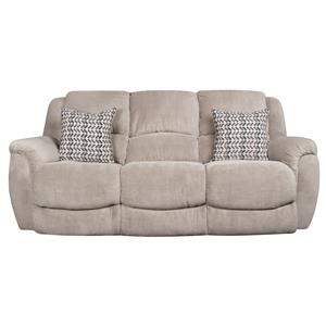 Morris Home Furnishings David David Reclining Sofa
