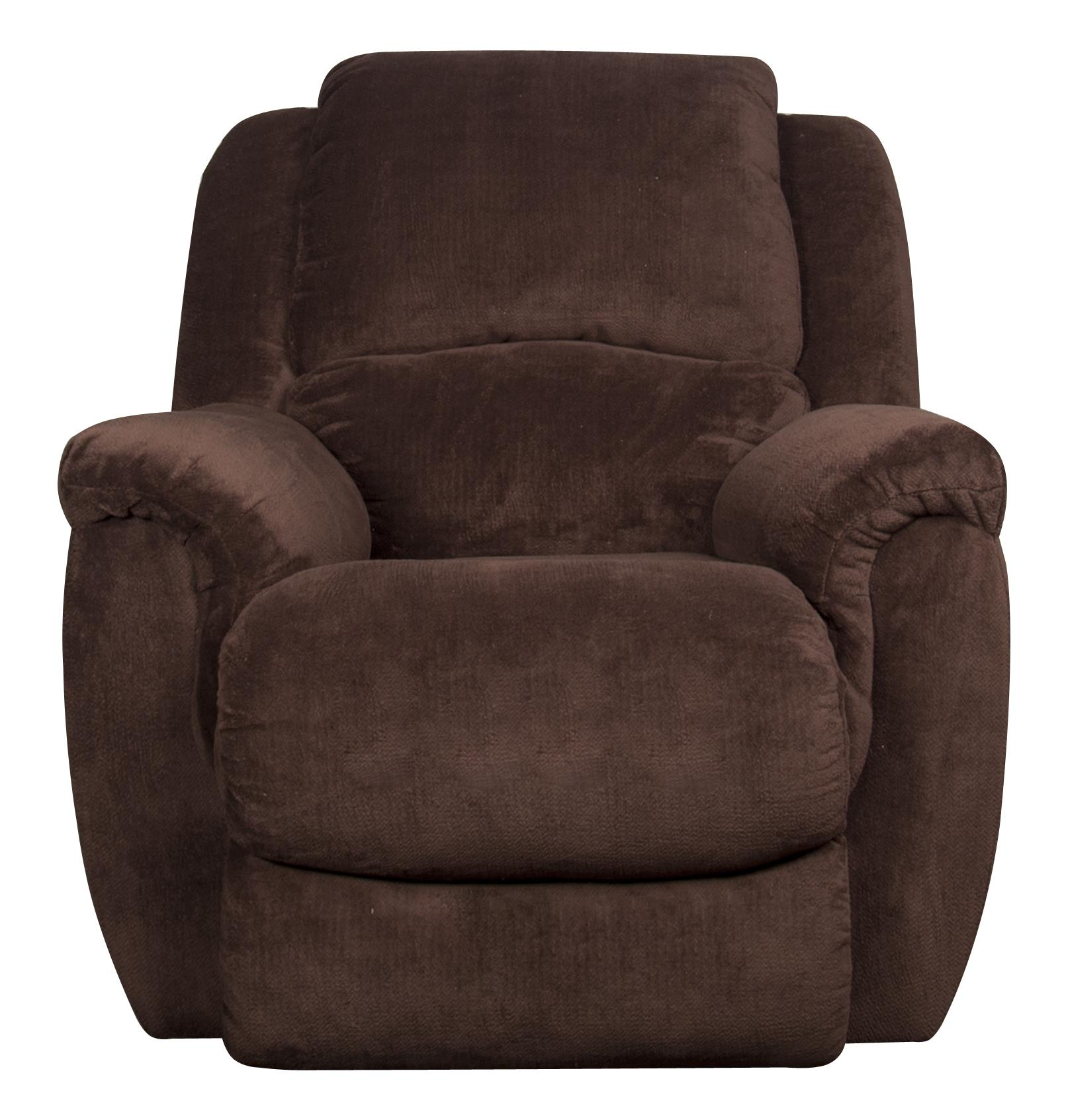 Morris Home Furnishings David David Power Recliner - Item Number: 263850243