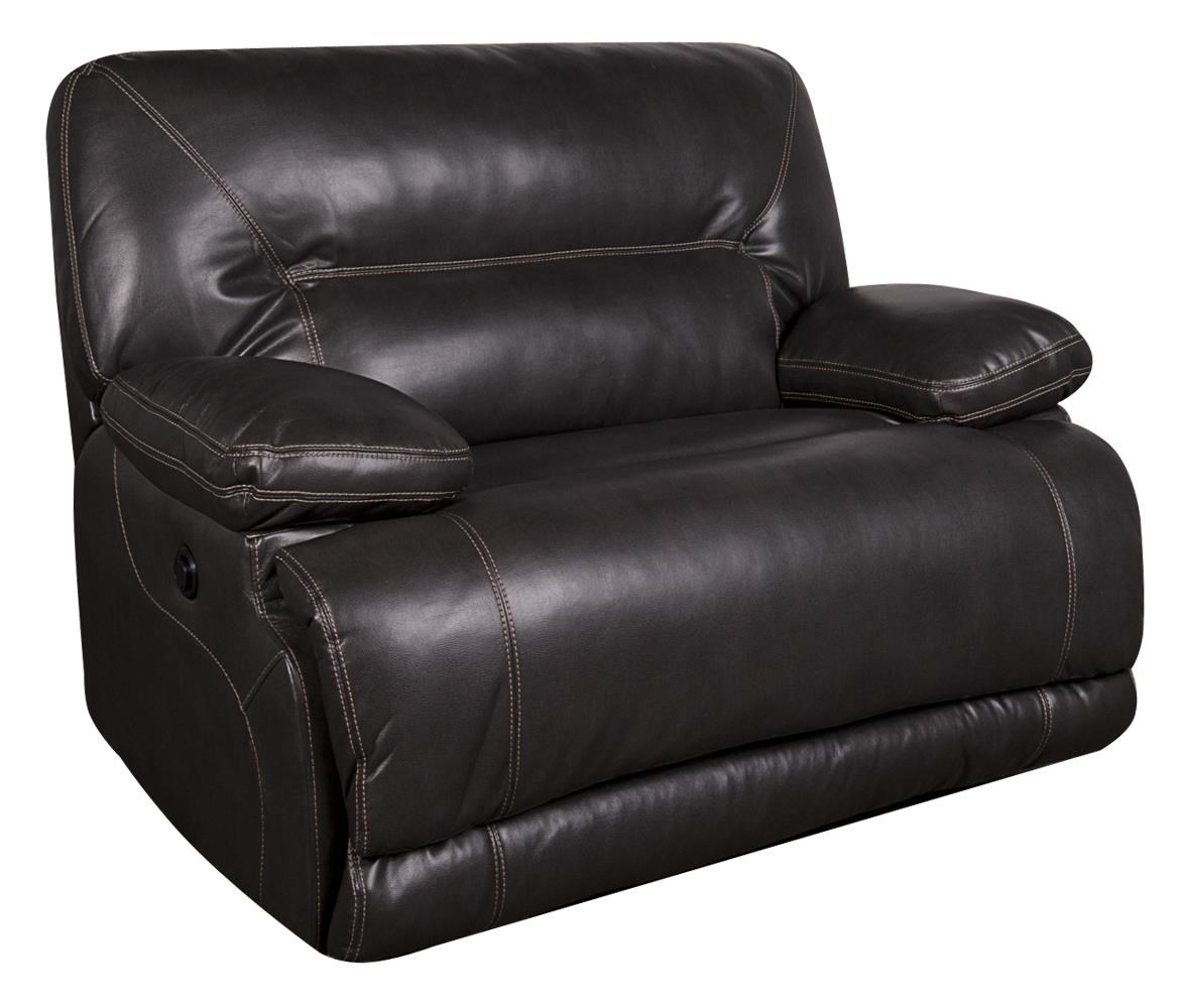 Morris Home Furnishings Fielding Fielding Power Snuggling Recliner - Item Number: 380069659