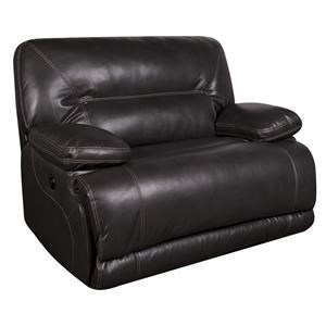 Morris Home Furnishings Fielding Fielding Power Snuggling Recliner
