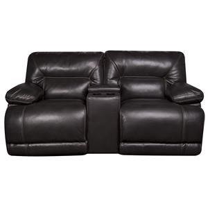 Morris Home Furnishings Fielding Fielding Power Reclining loveseat