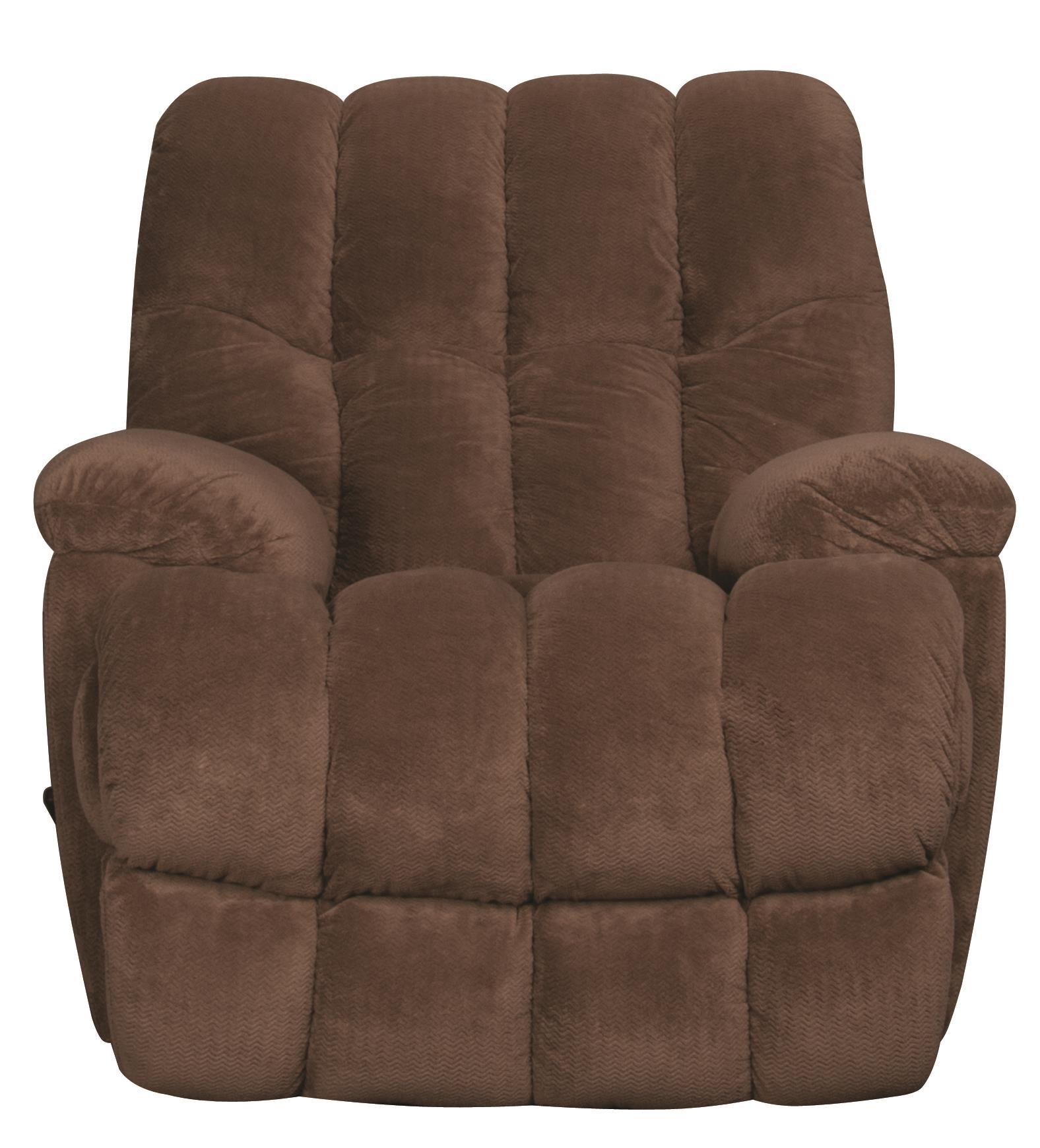 Morris Home Furnishings Kareem Kareem Rocker Recliner - Item Number: 244168680