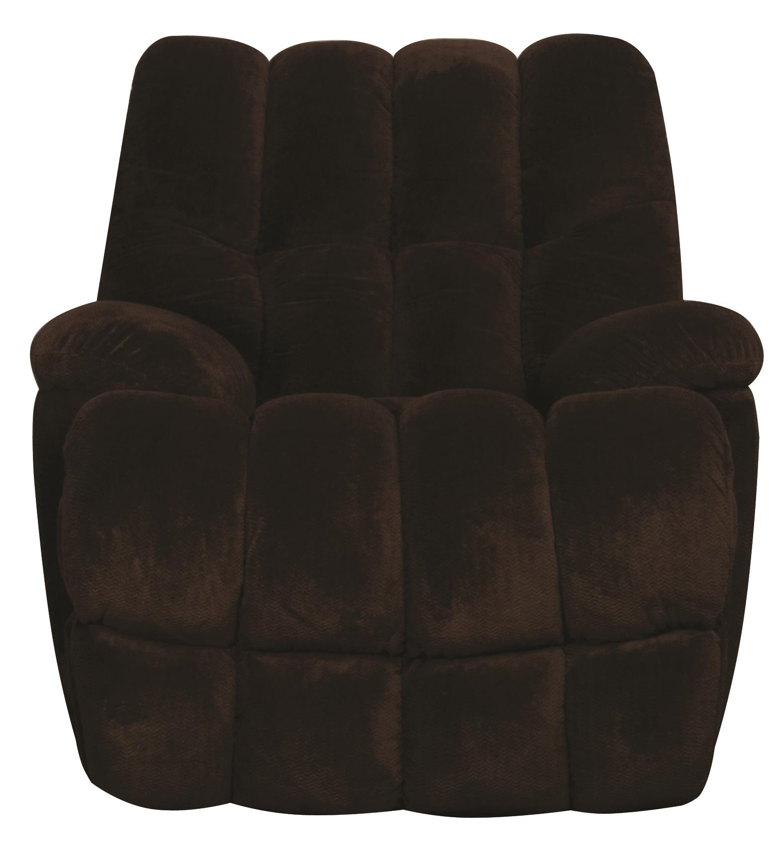 Morris Home Furnishings Kareem Kareem Rocker Recliner - Item Number: 340334959