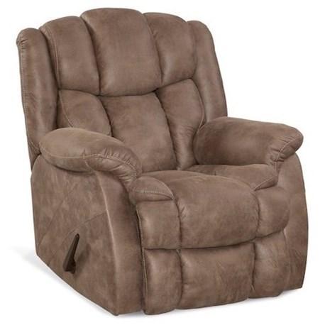 Alton Rocker Recliner by HomeStretch at Standard Furniture