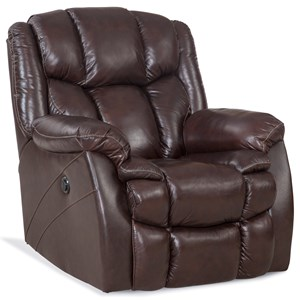 HomeStretch Starry Rocker Recliner