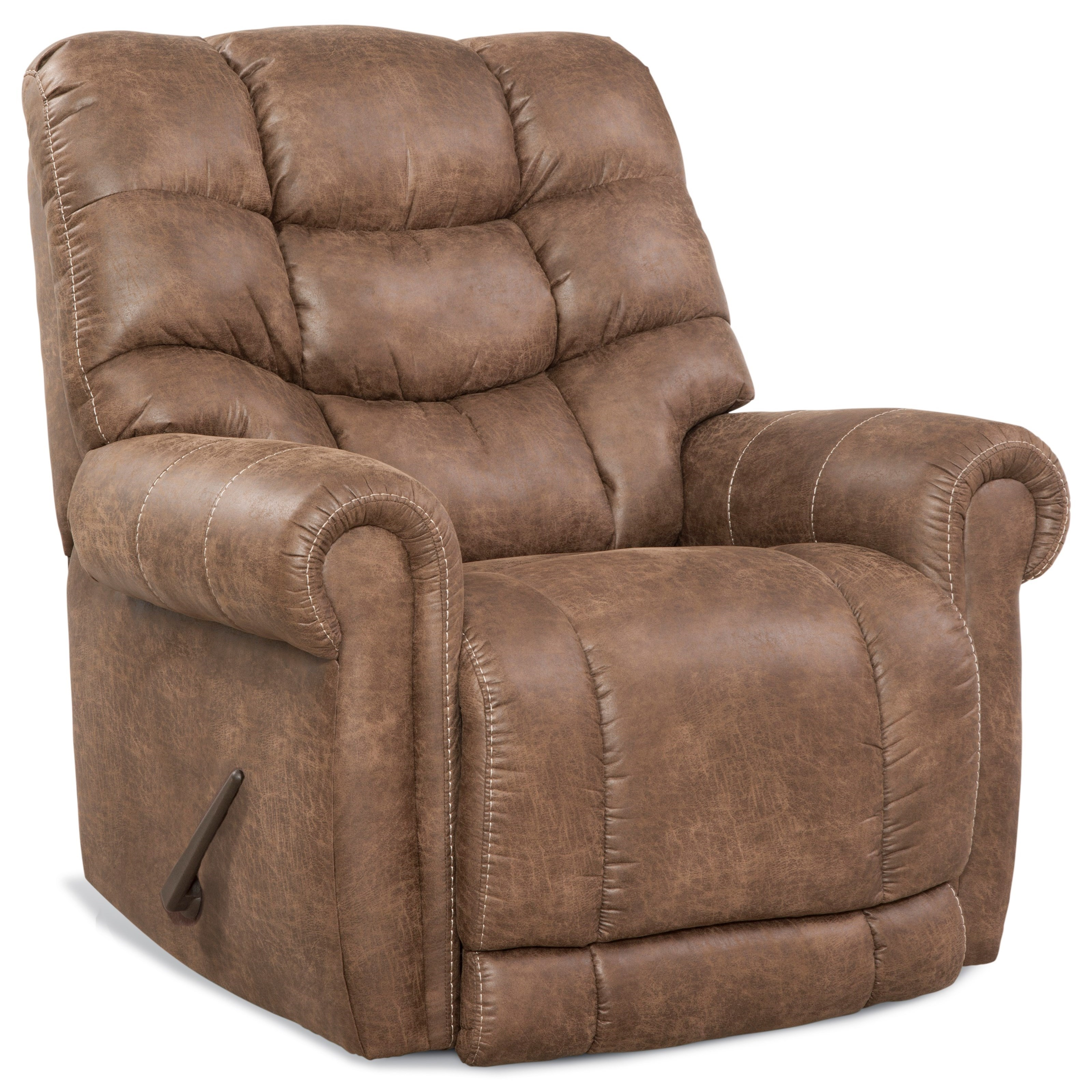 ip country oak and recliner mossy walmart big tall up chair break com