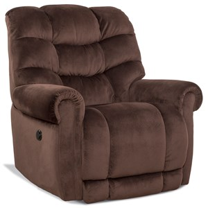 HomeStretch Xtreme 156 Big & Tall Wall-Saver Power Recliner