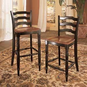 Hooker Furniture Indigo Creek Counter Stool