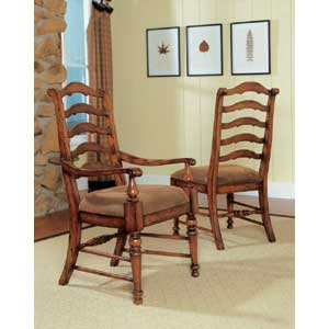 Hooker Furniture Waverly Place Ladderback Side Chair