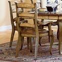 Hooker Furniture Vineyard Ladderback Arm Chair - Item Number: 478-75-300