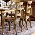 Hooker Furniture Vineyard Ladderback Side Chair - Item Number: 478-75-310