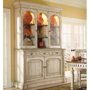 Hooker Furniture Summerglen Buffet & Hutch