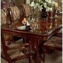Hooker Furniture Grandeur Pedestal Dining Table - Item Number: 75-206