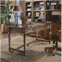 Hooker Furniture Brookhaven Table Desk with Legs - 281-10-458