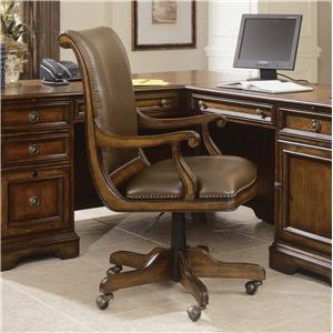 Hooker Furniture Brookhaven Desk Chair