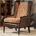 Century Century Chair Alfred Wing Chair - Item Number: 3144