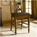 Century Century Chair Chatham Bar Stool - Item Number: 3201C