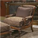Century Century Chair Cromwell Chair - Item Number: 3206