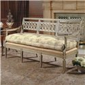 Century Century Chair Athens Settee - Item Number: 3208T