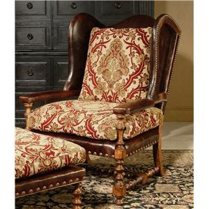 Cadbury Wing Chair