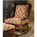 Century Century Chair Cadbury Wing Chair - Item Number: 3216