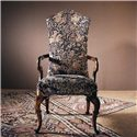 Century Century Chair Queen Ann Arm Chair - Item Number: 3222A