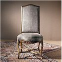 Century Century Chair Hooved French Arm Chair - Item Number: 3223S