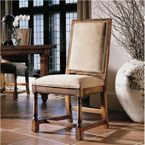 Century Century Chair Spacious Rectangular Back Chair