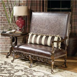 Century Century Chair Jacobean Settee
