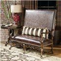 Century Century Chair Jacobean Settee - Item Number: 3251T