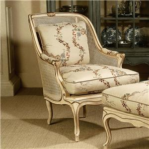 Century Chair Antique Style Chair  by Century